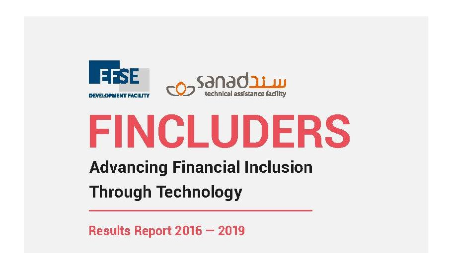Fincluders Results Report 2016 - 2019